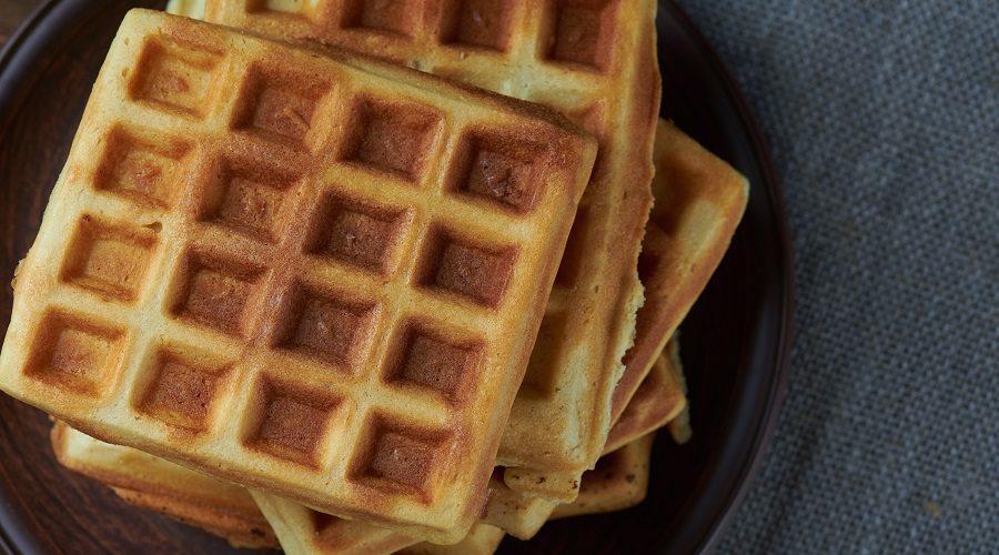 suikervrije wafels recept