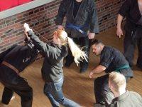 workshop geweldbeheersing en zelfverdediging