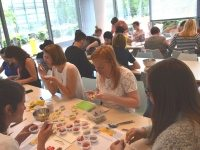 gezonde lunch workshop vlaanderen