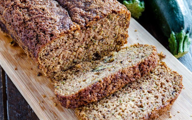 courgettebrood recept gezond