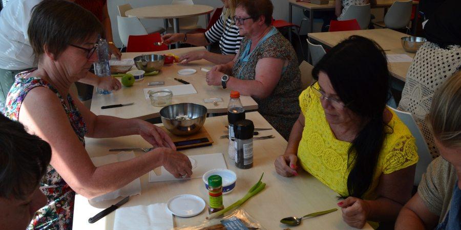 workshop gezond eten antwerpen