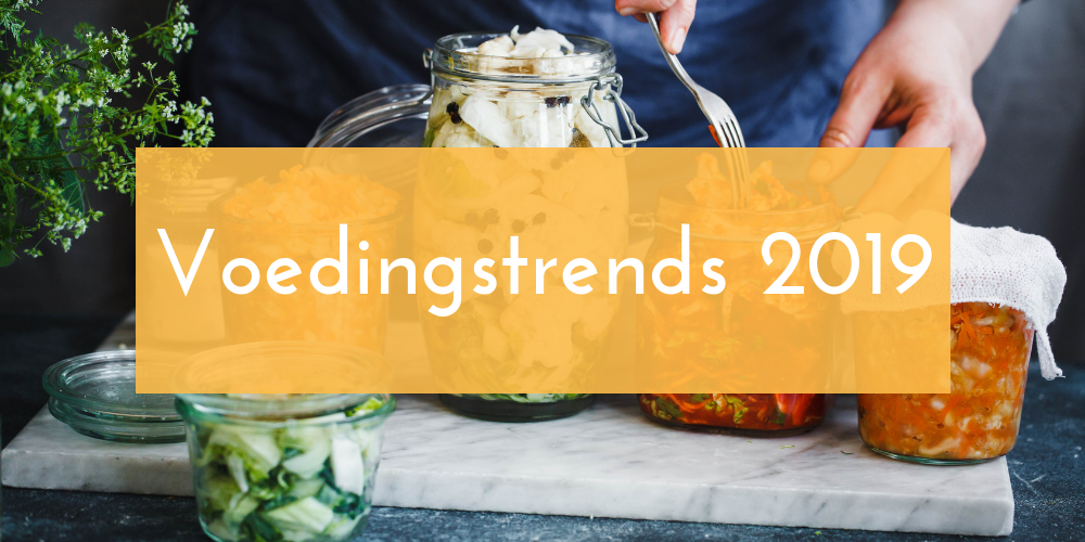 voedingstrends 2019